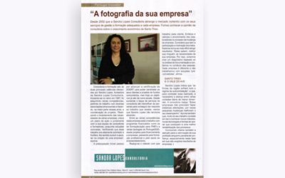 SL Consulting na Revista Portugal Inovador