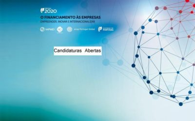 Candidaturas Abertas – Portugal 2020