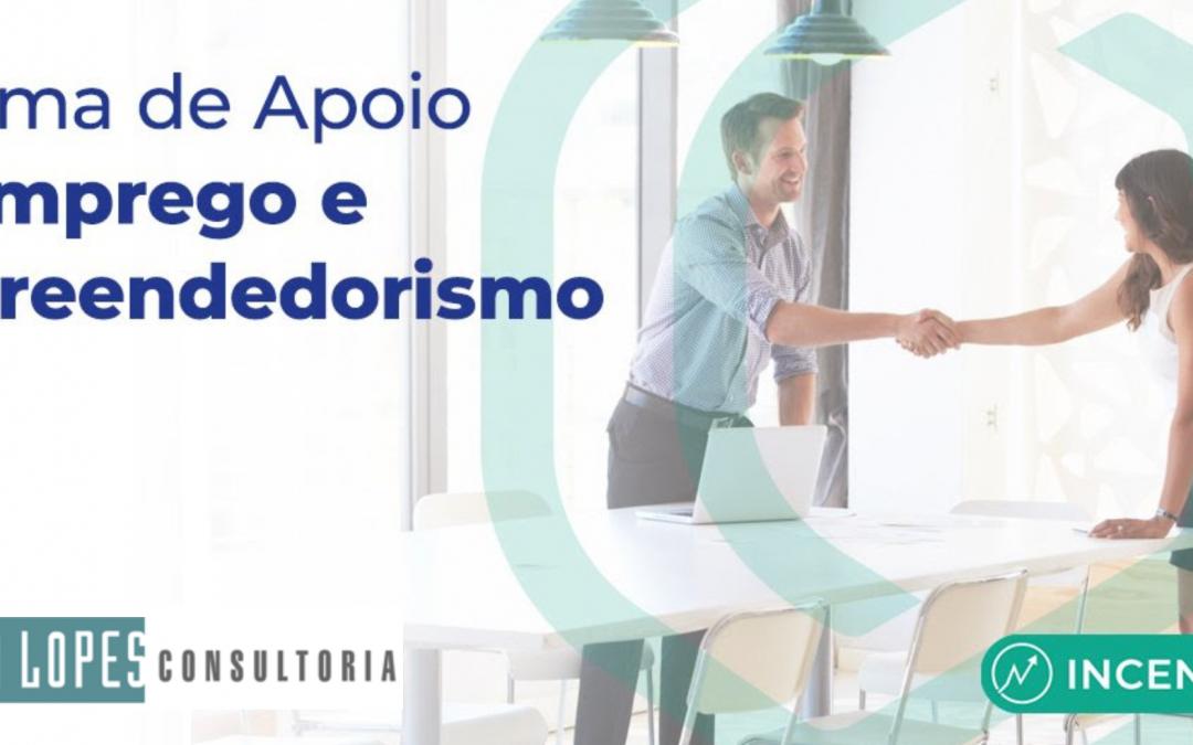 Novo Sistema de Apoio ao Emprego e Empreendedorismo (+CO3SO)